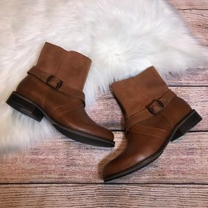 Wolverine Women's Leather Ankle Boots 6.5 NWOT